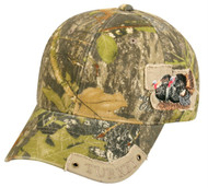 Camo Wildlife Series Hunting Hat (Mossy Oak Obsession/Turkey) [Misc.]