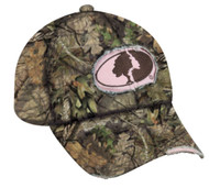 Mossy Oak Women's New Country Camo Hunting Logo Cap [Misc.]