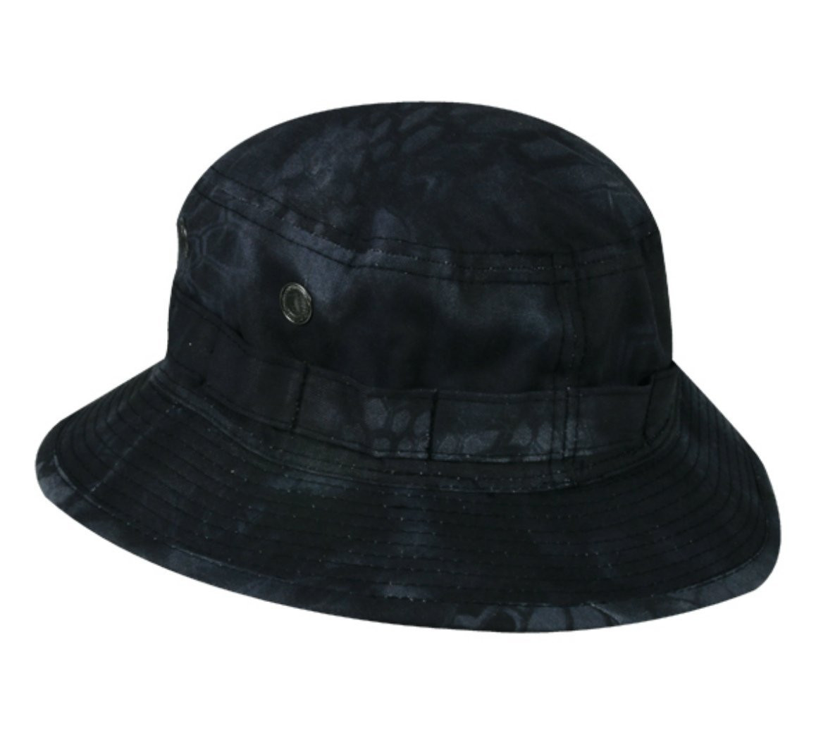 Kryptek Camo Twill Bucket Boonie Hat   Cap (Typhoon)  L XL.  - SHOP ... 187af1f2ae6
