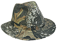 O.C. Brushed Twill Camo Safari Hat [Misc.]