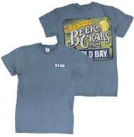 Beer, Crabs And Old Bay Seafood Seasoning Licensed T-Shirt (xx-large) [Apparel]