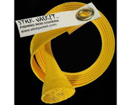 Stick Jacket Casting Fishing Rod Cover Xl Yellow