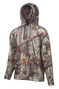 Huntworth Men's Performance Hoodie, Camouflage, Medium