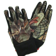 Men's Oaktree EVO Camo Tri-Laminate Shooters Hunting Glove (Large)