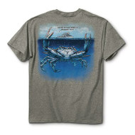 We Are Going to Need a Bigger Boat Maryland Crab T-shirt (Large) [Apparel]