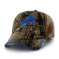 NFL Detriot Lions Realtree Frost '47 Brand Football Cap [Misc.]