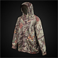 Huntworth Men's Micro Fiber Lined Waterproof Camouflage Hunting Jacket (Oaktr...