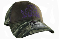TCU Horned Frogs Mossy Oak Break Up Infinity College Football Hat