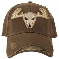 Buck Wear Realtree Bone Skull Cap