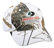 Mossy Oak Hunting Cap, Winter Break-Up