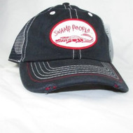 Swamp People History Channel Series Hats (Navy Mesh Swamp People)