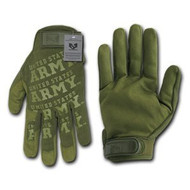 Lightweight Mechanic's Glove (large, US Army Olive Drab)