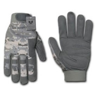 DIGITAL CAMO TACTICAL GLOVE (xxlarge)