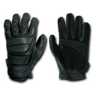 RAPDOM BLACK Heavy Duty Rappelling/Tactical Glove Large Size