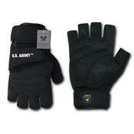 U.S. ARMY HALF FINGER GLOVES (small)
