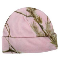 Outdoor Cap Ladies Watch Cap One Size w/cuff AP Pink