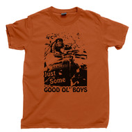 Dark Helmet T Shirt Spaceballs Movie Texas Orange Tee