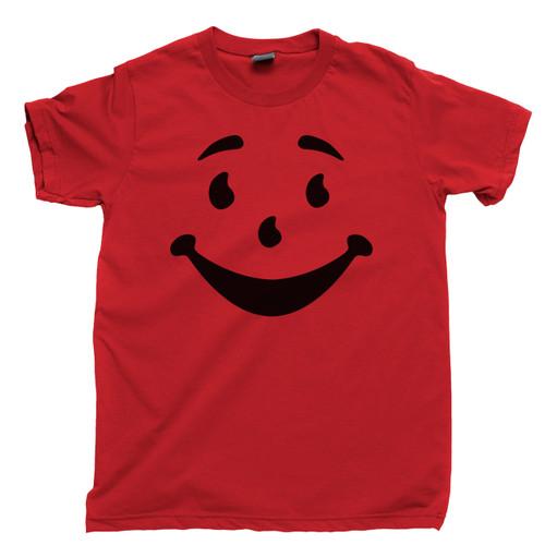 Kool Aid Man T Shirt Kool-Aid Costume Oh Yeah Juice Box Red Tee