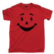 Kool Aid Man T Shirt Kool-Aid Costume Oh Yeah Juice Box Red Tee