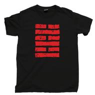 Arashikage T Shirt Ninja Clan Storm Shadow Cobra Snake Eyes G.I. Joe Black Tee