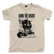 Spaceballs T Shirt Dark Helmet Comb The Desert Tan Tee