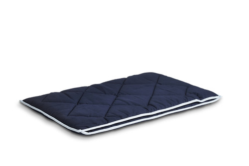 Step One: The Dogtired Pocket Bed can be used by small, medium and large dogs as a flat mat.