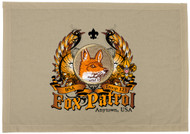 Custom Fox Patrol Patch Flag with Colored Wings (SP5763)