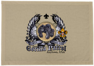 Custom Gorilla Patrol Patch Flag with Colored Wings (SP5778)