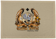Custom Griffin Patrol Patch Flag with Colored Wings (SP5776)