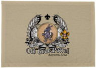 Custom Old Goat Patrol Patch Flag with Colored Wings (SP5768)