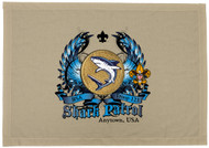 Custom Shark Patrol Patch Flag with Colored Wings (SP5771)