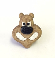 Wood Badge® Bear Neckerchief Slide