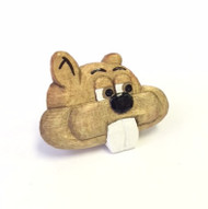 Wood Badge® Beaver Neckerchief Slide