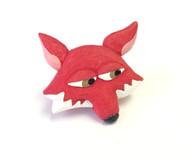 Wood Badge® Fox Neckerchief Slide