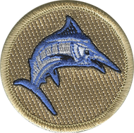 Swordfish Patrol Patch