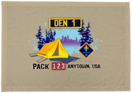 Custom Webelos Den Flag (SP5938)
