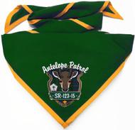Custom Antelope Patrol Neckerchief  (SP5945)