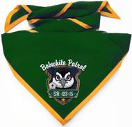 Custom Bobwhite Patrol Neckerchief  (SP5948)