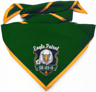 Custom Eagle Patrol Neckerchief  (SP5950)