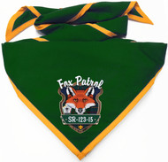 Custom Fox Patrol Neckerchief  (SP5951)