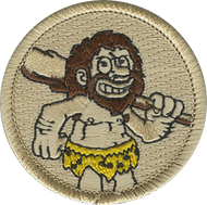 Official Licensed Sasquatch Patrol Patch