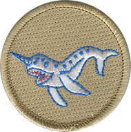 Official Licensed Narwhal Patrol Patch