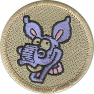 Official Licensed Pedro Patrol Patch