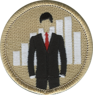 Official Licensed Boss Patrol Patch