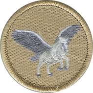 Official Licensed Pegasus Patrol Patch