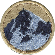 Official Licensed Mountain Top Patrol Patch