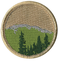 Official Licensed Baldy Mountain Patrol Patch