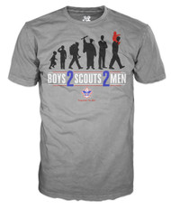 Boys 2 Scouts 2 Men (SP6314)