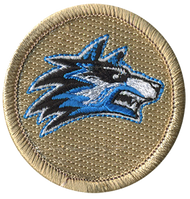 Ice Wolf Patrol Patch