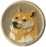 Doge Patrol Patch